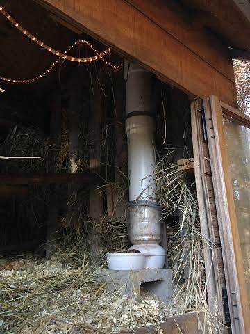 old banister