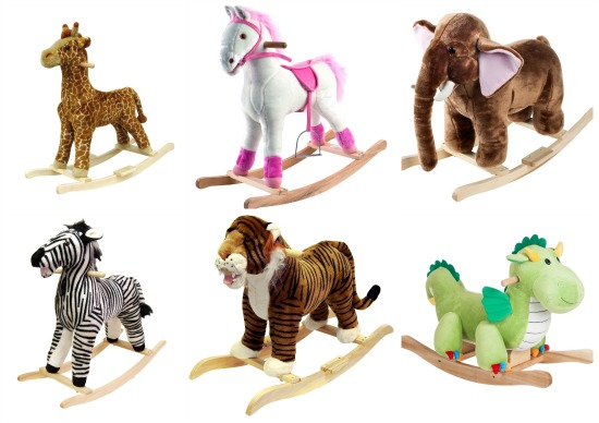 rocking horses for kids