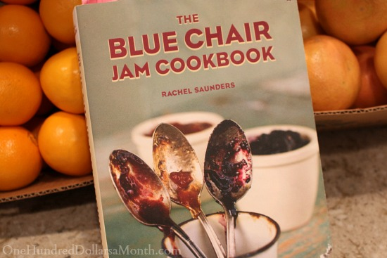 the blur chair jam cookbook