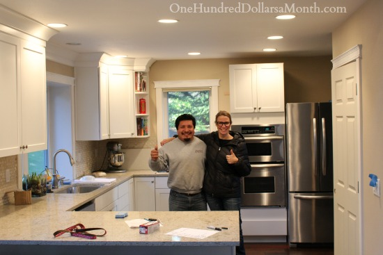 Mavis 39 affordable kitchen remodel before and after for Kitchen remodel orlando