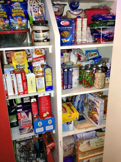 Pantry Organization Ideas – Monique's $20/$20 Challenge Pictures