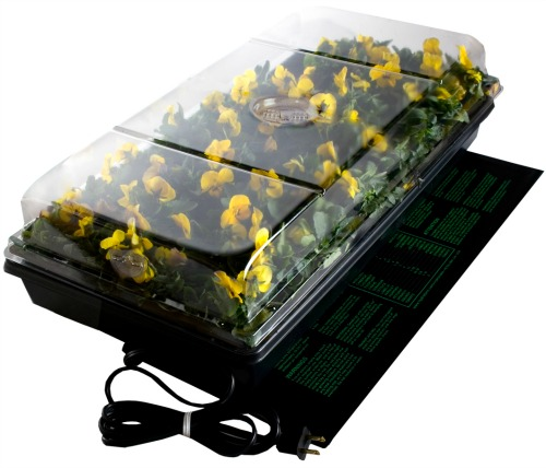 Giveaway: Hydrofarm Germination Station w/ Heat Mat, Tray, Cell Pack & Dome