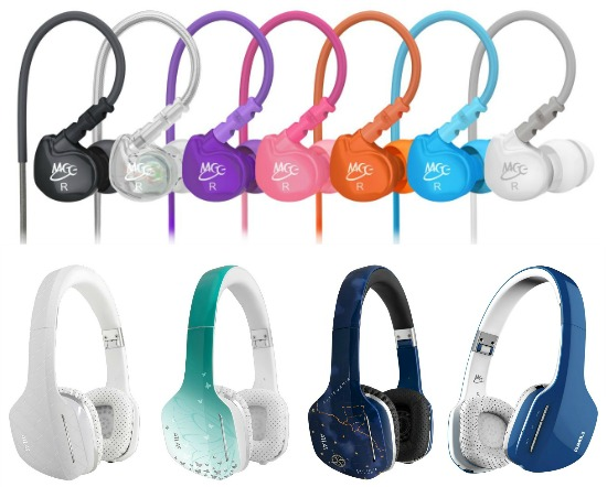 MEElectronics Fitness and Fashion Headphones