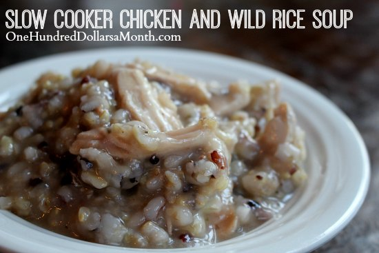 Slow-Cooker-Chicken-and-Wild-Rice-Soup