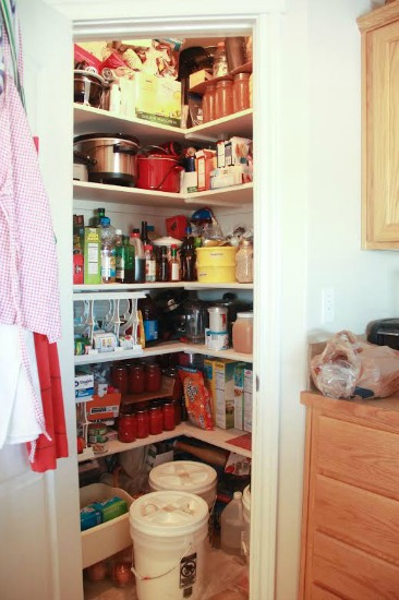 The $20/$20 Challenge: Stephanie From Idaho Shares Her Pantry Storage Tips