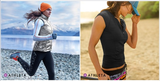 athleta deals