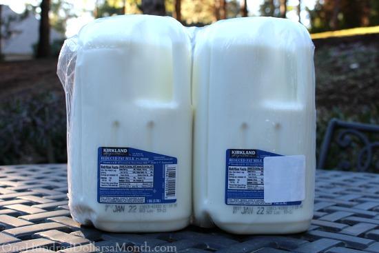 costco milk jugs