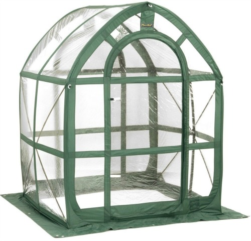 flower house pop up greenhouse