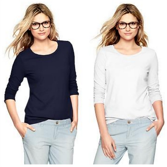 gap essential tee