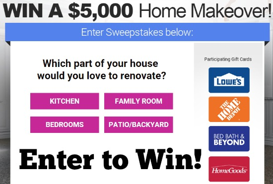 home makeover contest
