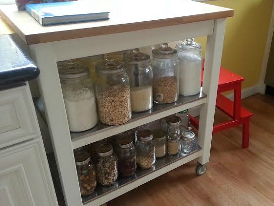 The $20/$20 Challenge: Alexis Shows off Her California Pantry