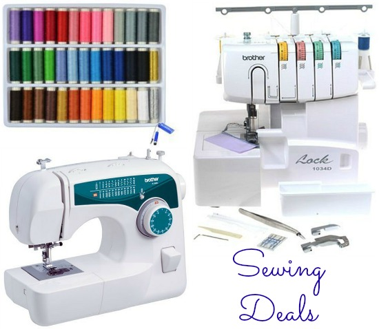 sewing deals