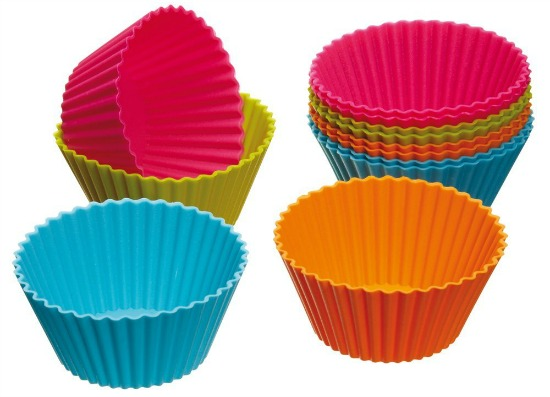 silacone baking cups