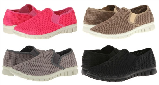 slip on beach shoes