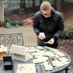 sorting seed packets