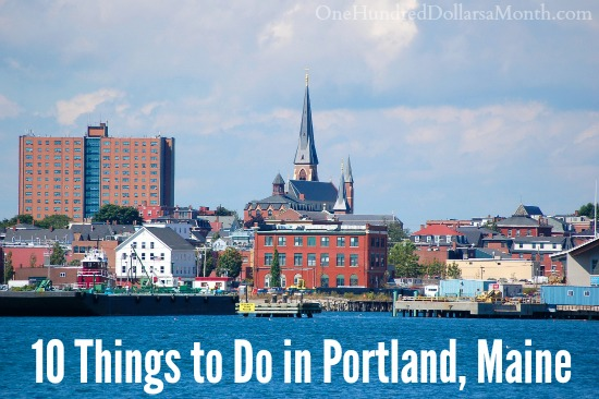 Things To Do In Portland Maine One Hundred Dollars A Month - 10 things to see and do in portland