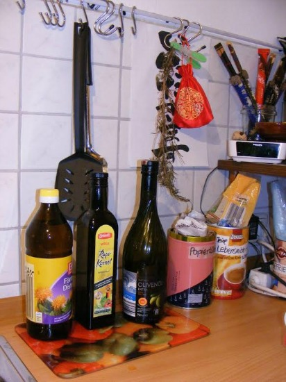 The $20/$20 Challenge: Evelyn Shows Us Her European-Mediterranean Pantry
