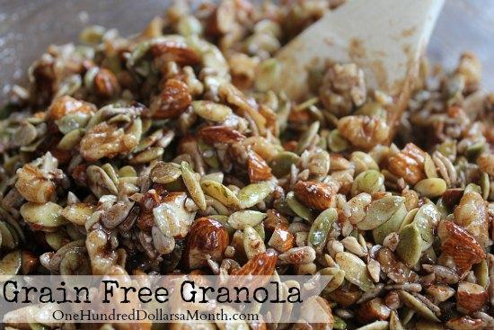 Grain-Free-Granola