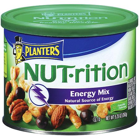 PLANTERS NUT•rition coupon