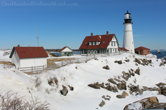 Our Visit to Portland Head Light in Cape Elizabeth, Maine