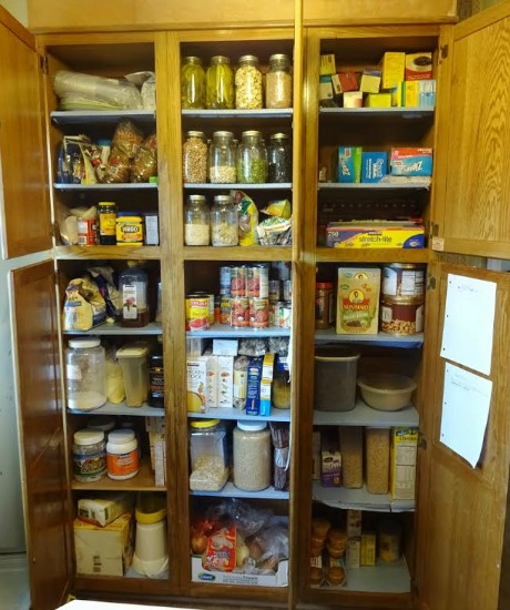 "The $20/$20 Challenge: Becky from North Carolina's ""Cook From Scratch"" Pantry"