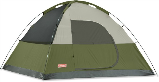 coleman tent 6 person