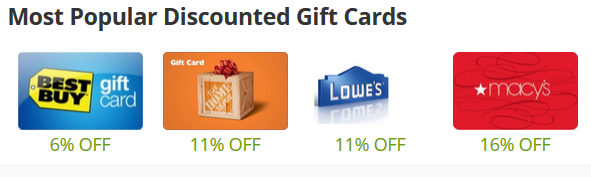 Giveaway: $50 Target Gift Card from GiftCardRescue.com