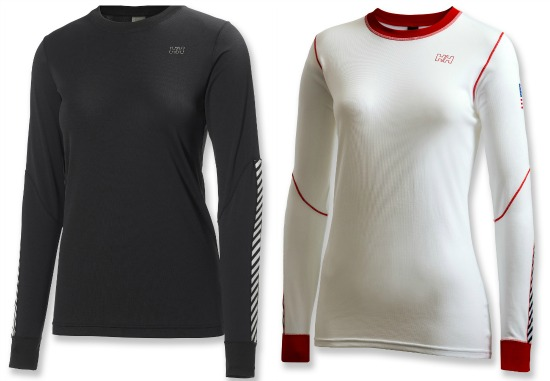helly hansen long underwear