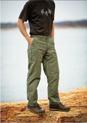 mens trail pants