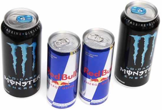 Do You Allow Your Teens to Drink Energy Drinks?