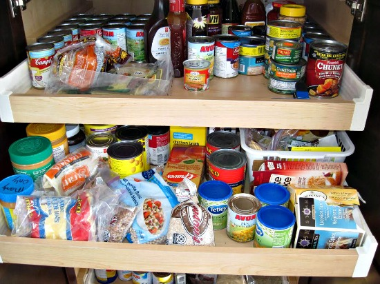 The $20/$20 Challenge: Margaret Shows Off Her Canadian Pantry