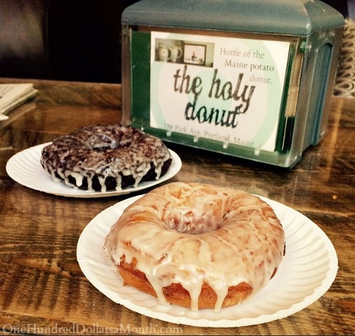 The Holy Donut – Portland, Maine