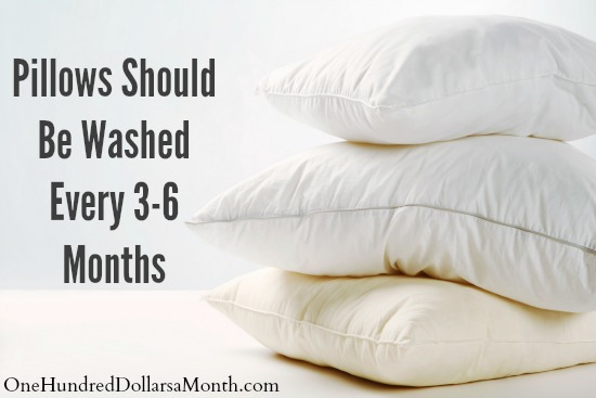 How Often Should You Wash Bedding…Right Down to the Mattress