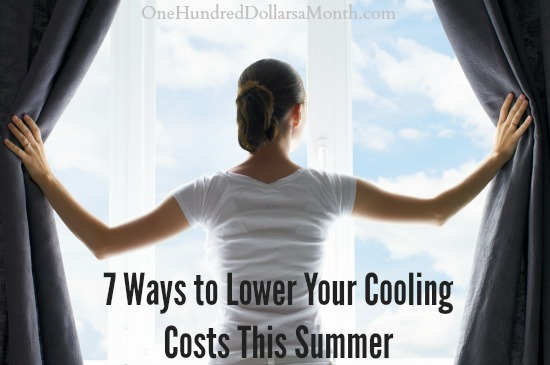 7 Ways to Lower Your Cooling Costs This Summer