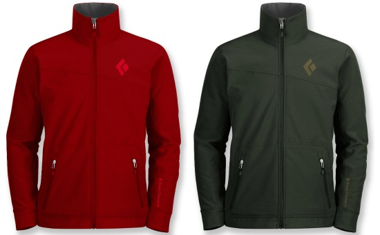 Black Diamond Crag Soft-Shell Jacket