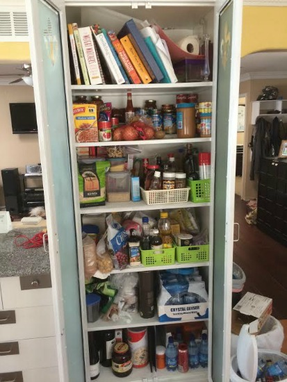 The $20/$20 Challenge: Julie From San Jose Shows Off Her Costco-Stocked Pantry