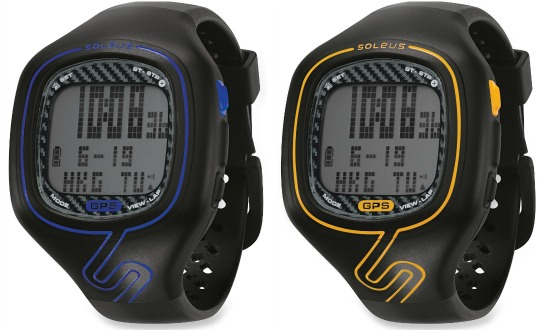 Soleus Vibe GPS Watch