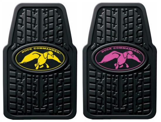 deck commander floor mats
