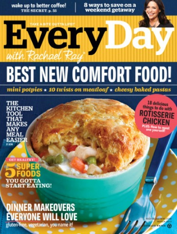 everyday with rachel ray magazine