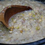 lentil and rice soup