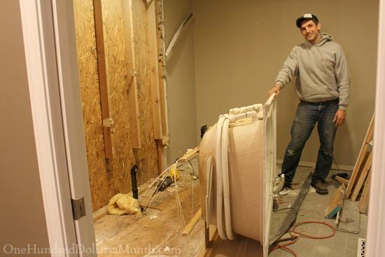 Master Bathroom Remodel | Cameron the Carpenter Gets Started