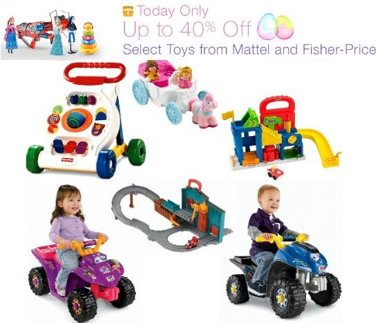 mattel toy sale