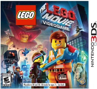 nintendo ds lego game