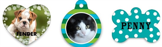personalized pet tags