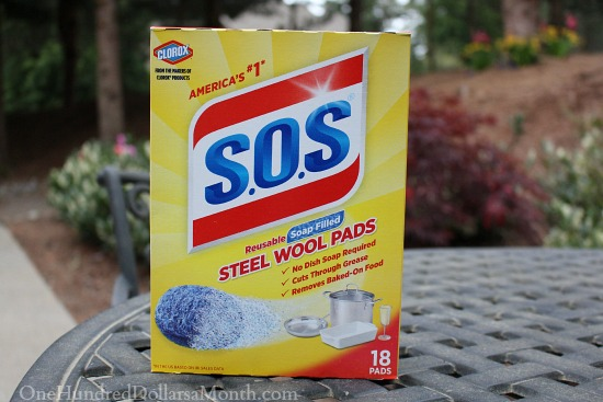 Penny Pinching Tip – Freeze SOS Pads