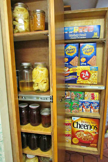 "The $20/$20 Challenge: Ashley From Western New York Shares Her ""Crisis"" Pantry"