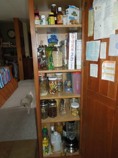 The $20/$20 Challenge: Lynne's Northern Minnesota Preparedness Pantry