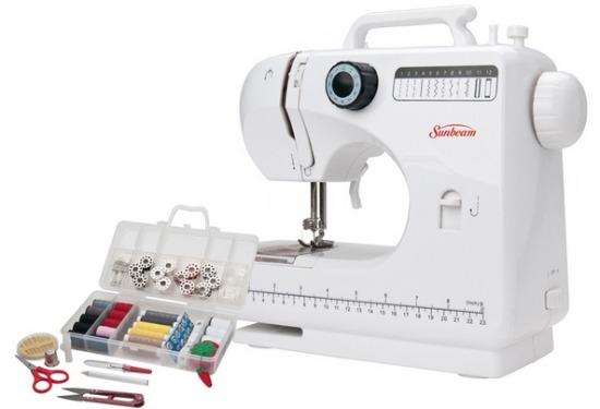 sunbeam sewing machine
