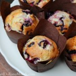Super Delicious Blueberry Muffins