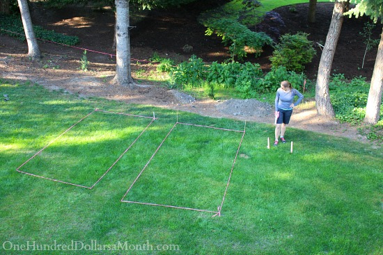 Mavis Butterfield | Backyard Garden Plot Pictures 5/3/15